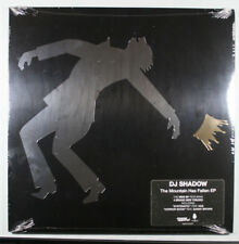 DJ SHADOW The Mountain Has Fallen EP New, Sealed Vinyl/NAS/DANNY BROWN/S. PRICE