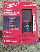 Brand New Milwaukee 48-22-9803 330-Foot Measuring Laser Distance Range Meter