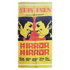 Star Trek The Original Series Spock Mirror Mirror Beach Towel