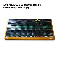 Toft Audio Atb 32 Channel Consol + Atb Mixel Power Supply