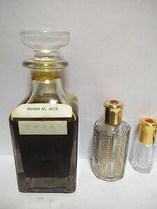 Rooh Al Misk (Deer Musk)  high quality Black Misk Oil  3ml, 6ml,12ml,36ml