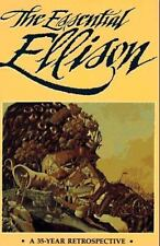 The Essential Ellison: A 35 Year Retrospective, Textbook Buyback, Literature & F