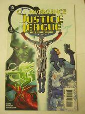 June 2015 DC Comics Convergence Justice League International #1 <NM> (JB-84)