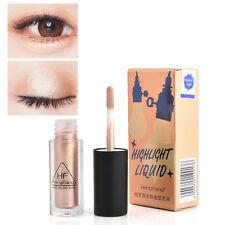 3 Colors Shimmer Liquid Bronzer Contour Highlighter Brightener Eyeshadow Make up 02 Light Pink