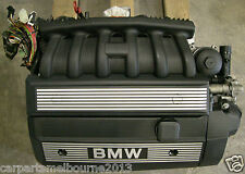 BMW 323i 523i M52B25 256S3 VANOS ENGINE INCL PICKUP FITTING DELIVERY WARRANTY