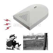 Wired Glass Break Broken Sensor Detector Alarm for Window Door Home Security