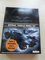 Batman Vehicle Model Kit by Centum Books (Mixed media product, 2016)