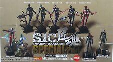 Masked Kamen Rider Hibiki Next 1, 2 S.I.C. Takumi Damashii Special 2nd 9 Figures
