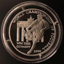 Korea Silver Coin 2 Won 2000 Futbol