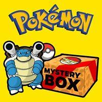 Pokemon SURPRISE Box Official Pokémon Cards Promo Cards Booster Packs