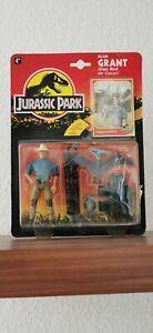 OVP Jurassic Park Alan Grant Action Figur Kenner 1993