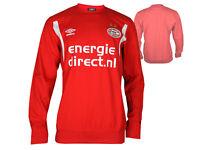 Umbro PSV Eindhoven Training Drill Jersey rot Eredivisie PSV Sweatshirt S - XL