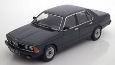KK SCALE MODELS 1977 BMW 733i E23 Black Metallic LE 1000pcs 1:18*New!*NICE BMW!!