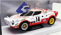 Solido 1/18 Scale Model Car S1800805 - Lancia Stratos Monte Carlo 1977