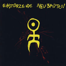 Einstuerzende Neubauten - 80-83 Strategies Against Architecture - NEW Cassette