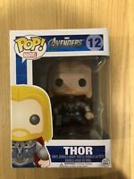 Marvel Avengers Thor #12 Retired Rare Funko Pop Vinyl