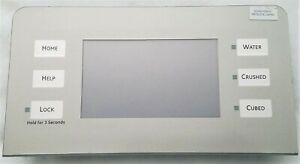 GE Dispenser Control LCD Assembly WR55X10793