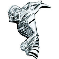 Harley FLSTF Softail Fat Boy 2007-2014Zombie Shift Arm Cover Chrome by Kuryakyn