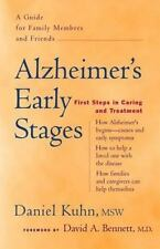 Alzheimer's Early Stages: First Steps in Caring and Treatment