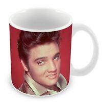 Mug Céramique Tasse Elvis Presley Chanteur Vieille Musique Original 13