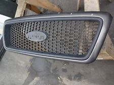 04 05 06 07 08 FORD F150 F-150 FRONT GRILLE OEM 2004-2008