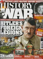 History of War Issue 064 2019 Hitler's Foreign Legions