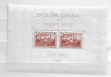 1937 MNH Luxemburg block 2 postfris**
