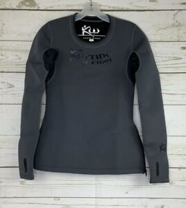 Kutting Weight Women's Long Sleeve Sauna Top Size S ~ NWT