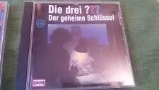 CD: Drei Fragezeichen ??? (119) - Der geheime Schlüssel - EUROPA