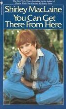 You Can Get There from Here by Shirley MacLaine (1976, Paperback)