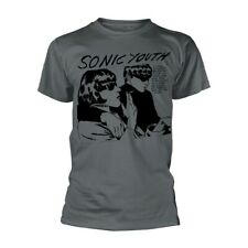 Sonic Youth - Goo Album Cover (Charcoal) (NEW MENS T-SHIRT )