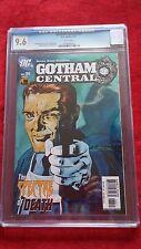 GOTHAM CENTRAL #38 CGC 9.6 / GREG RUCKA / SEAN PHILLIPS / DC COMICS 2006