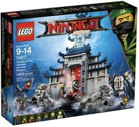 *BRAND NEW* Lego Ninjago Set #70617 Temple of the Ultimate Weapon ~Retired~