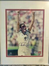 MIA HAMM AUTOGRAPHED TEAM USA 8x10 PHOTO Certificate of Authenticity