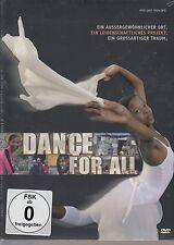 Dance for all (Deluxe Edition) (DVD, NEU! Original verschweißt)