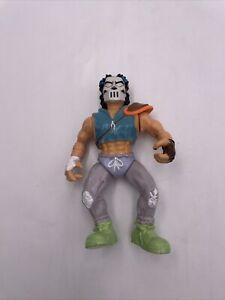 V1989 TMNT CASEY JONES Teenage Mutant Ninja Turtle Figure