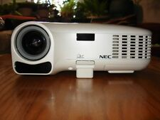 NEC LT30 DLP HD Projector bundle includes  HDMI to VGA  adapter with VGA cable