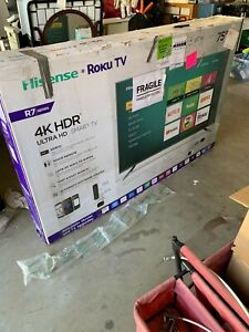 TV 75 inch HISENSE Smart TV -android