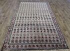 ANTIQUE PERSIAN SHIRAZ RUG,WITH PAISLEY DESIGN 9 x 5 FT HAND KNOTTED ANTIQUE RUG