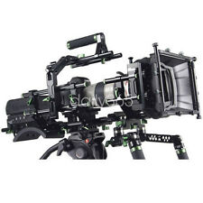Lanparte PK-02 Upgraded Professional Complete rig with matte box&follow focus