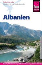 Reise Know-How Albanien: Reiseführer für individuelles Entdecken - Meike Gutzwei
