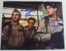 GHOSTBUSTERS Autographed Photograph Harold Ramis Bill Murray Aykroyd AUTOGRAPH