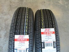 4 New 155/80R12 Inch Nankang CX668 Tires 1558012 155 80 12 R12 80R