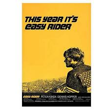 """EASY RIDER POSTER """"THIS YEAR IT'S EASY RIDER"""""""