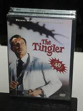 The Tingler (DVD) William Castle, William Schloss, Vincent Price, BRAND NEW!
