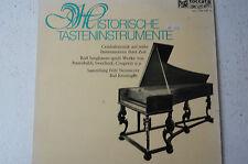 Historique touches instruments clavecin musique Frescobaldi sweelinck Couperin (lp18)