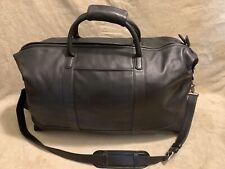 Coach Duffle Bag (Black)