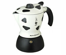 BIALETTI Mukka Maculata 2 cups cappuccino maker moka coffee pot milk frother