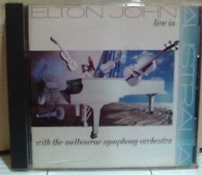 Elton John, Live in Australia with the Melbourne Symphonoy Orchestra