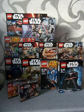 Lego Star Wars Various Set's for Selection - Nip